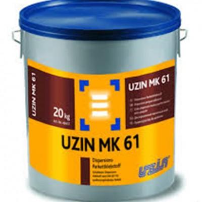 Uzin MK61 дисперсионный клей для паркета 20 кг